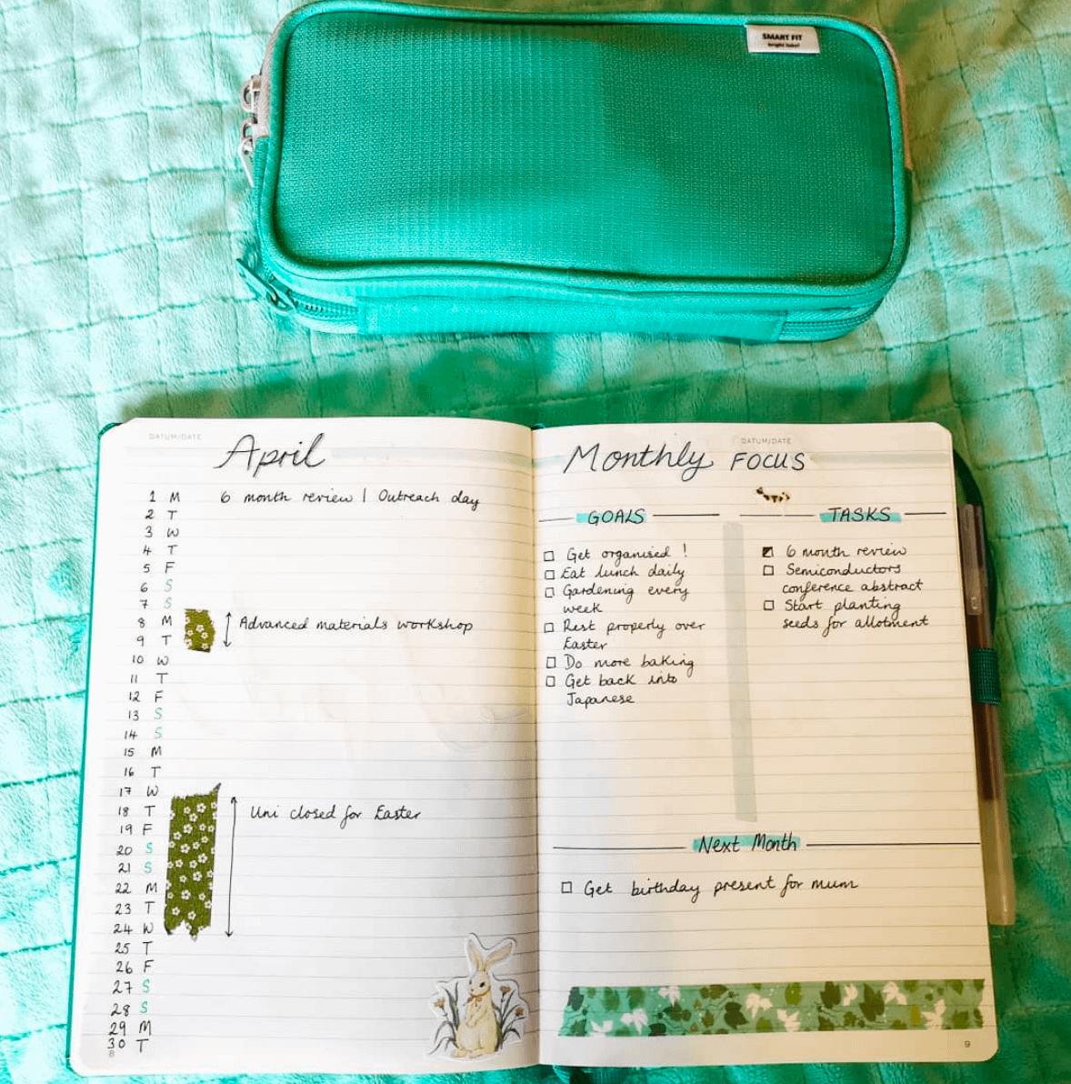 Günlük plan nasıl yapılır?