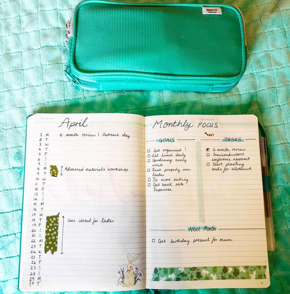 Günlük planlama kılavuzu! Plan nasıl yapılır?